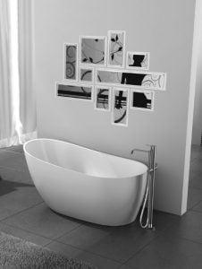 bain autoportant
